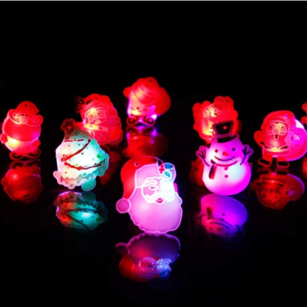 Christmas LED luminous ring