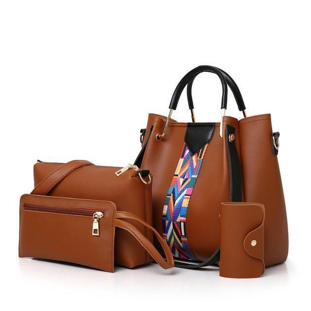 Leather Women Handbags
