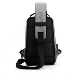 Personal leisure anti-theft shoulder bag