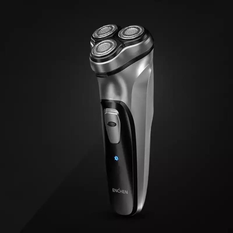 ENCHEN 3D electric Type-C USB rechargeable 3 blades portable shaver