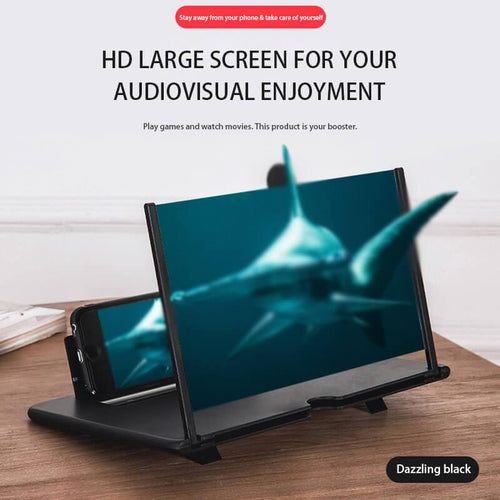 12'' HD Mobile Phone Screen Amplifier