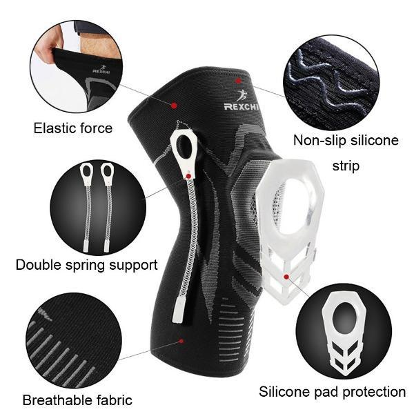 Power Shock Active Knee Support