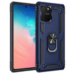 2020 ALL New Luxury Armor Shockproof With Ring Kickstand For SAMSUNG Galaxy S10 Lite