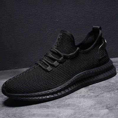 2020 Hot Sneakers Flat Breathable Mesh Sport Shoes