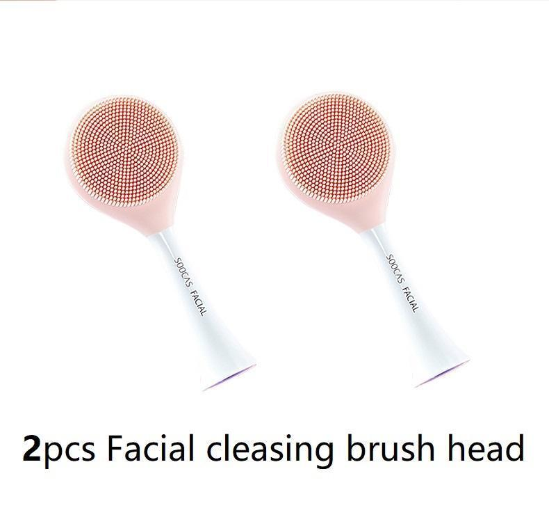 Replacement Soocas X1 X3 X3U X5  Facial Cleansing Brush Head for Xiaomi Soniric Electric Toothbrush