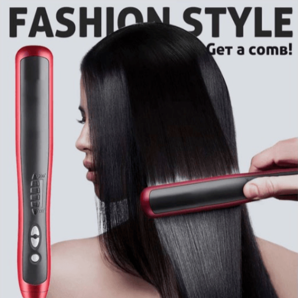 IonicIron - Hair Straightening Styler