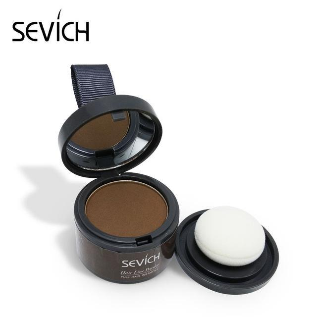 HAIR AND ROOT COVER TOUCH-UP POWDER