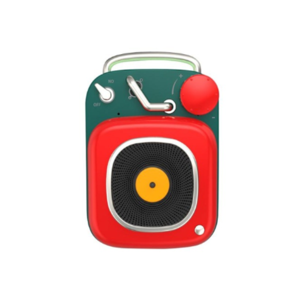 Mr NEW Wireless Creative Retro Portable Mini Speaker (Free Shipping)