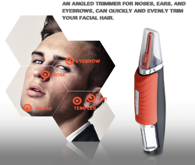 Multi-functional All-in-one Hair Trimmer - To Be Your Own Barber