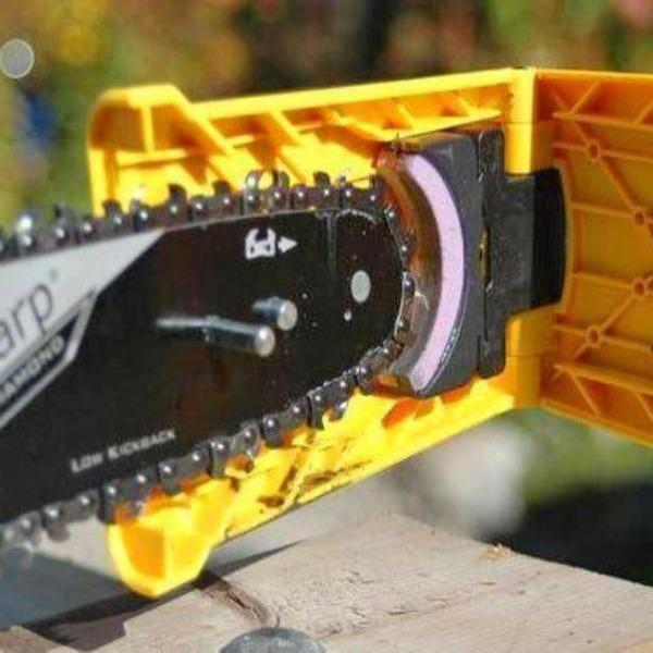 2020 The Best Chainsaw Teeth Sharpener Sharpens Your Chainsaw In Seconds