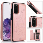 Phone Bags - Luxury Wallet Case For Samsung S8/S9/S10 Series