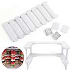 Spicy Shelf Spice Rack And Cabinet Organizer-Kitchen Utensils-Prime4Choice.com-