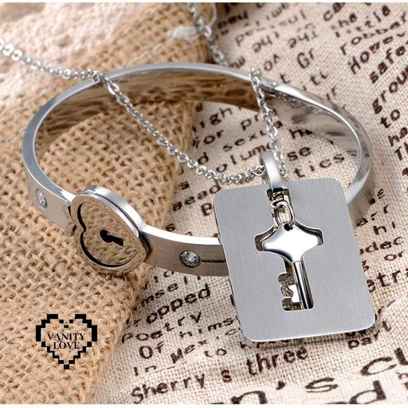 Vanity Love Lock Set