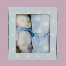 Load image into Gallery viewer, Boxed Teddy & Blanket