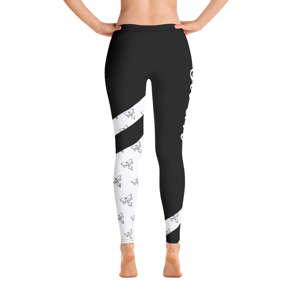 Fashionista Swim Leggings Adult