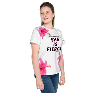 She Is Fierce Tee