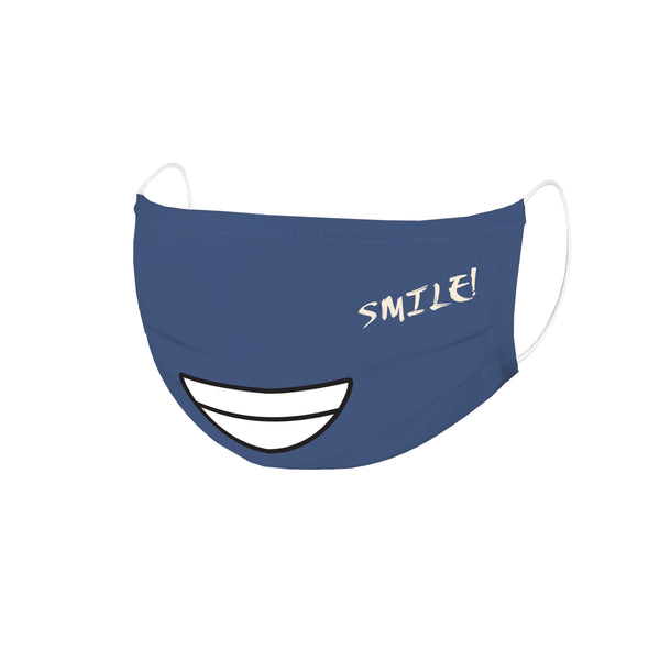 Organic Cotton - Smile! Kids Mask