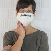 Organic Cotton - #BeNatural Mask