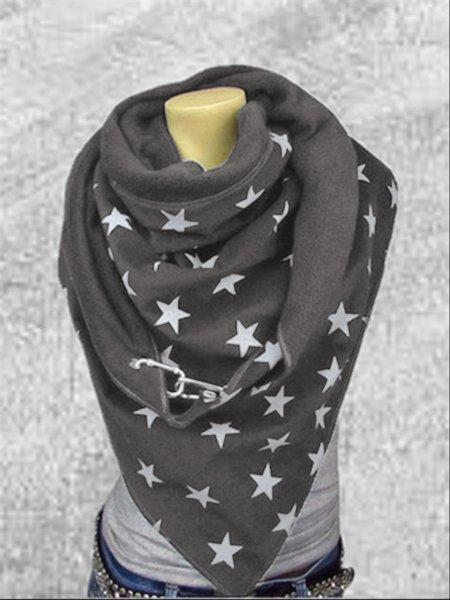 Casual Basic Daily Vintage Scarves & Shawls