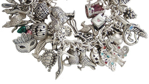 Show-Stopping Charm Bracelets