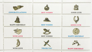A Charming Set of Stamps