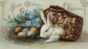 Wishing you a charming Easter