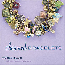 Charmed Bracelets Book by Tracey Zabar | Silver Star Charms