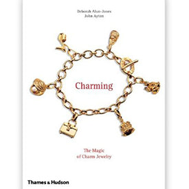 Charming: The Magic of Charm Jewelry by Deborah Alun-Jones | Silver Star Charms