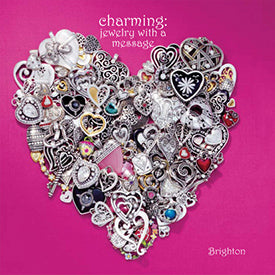 Charming: Jewelry With A Message by The Brighton Company | Silver Star Charms