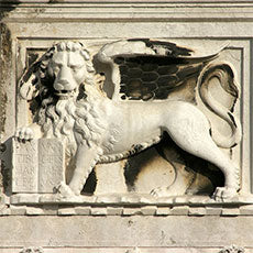 Venice Lion Sculpture