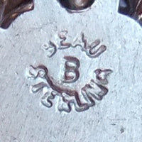 Beaucraft Beau Sterling Charms Makers Mark
