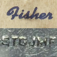 JMF JM Fisher Charm Makers Mark