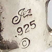 Jezlaine Charms Makers Mark Stamp