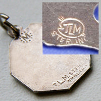 TLM Thomas L Mott Makers Mark
