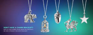 Charmarama Pendants and Charms High Quality Sterling Silver