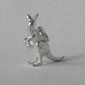 Kangaroo and Joey Charm – 2 Sizes