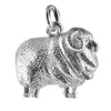 Merino Ram Charm – 3 Sizes