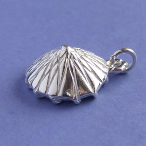 Asian Conical Rice Growers Hat Charm Sterling Silver 925 Pendant from Charmarama Charms