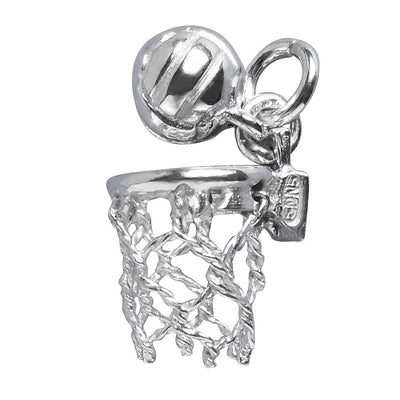 Moving Netball and Net Charm