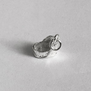 Roman Colosseum Sterling Silver or Gold Charm