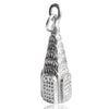 Sterling Silver Chrysler Building Charm