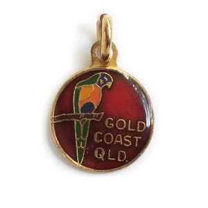 Gold Coast Queensland Australia travel souvenir charm