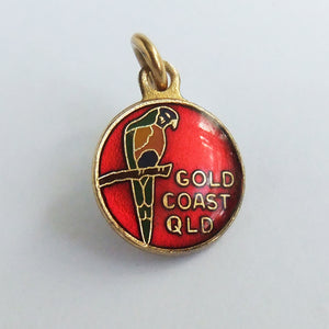 Gold Coast QLD Australia travel souvenir charm