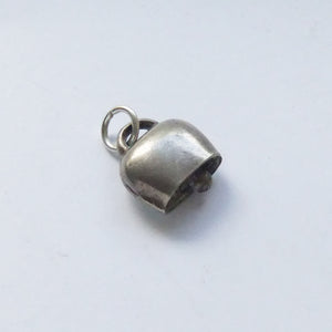 Vintage Swiss bell charm