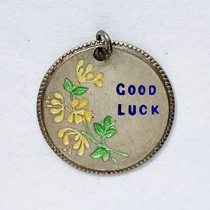 Good Luck Honeysuckle Charm