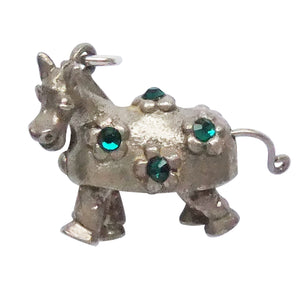 Nuvo Pantomime Horse Charm