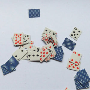 Miniature Playing Cards Charm