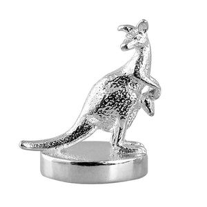 Kangaroo Miniature Collectable Sterling Silver or Gold