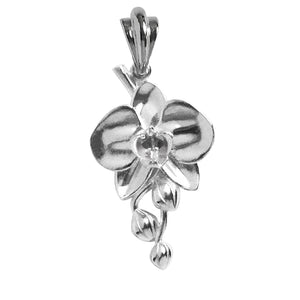Moth Orchid Flower Charm