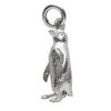 Fairy Penguin Charm Sterling Silver or Gold
